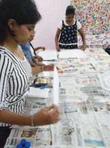 Taraash Institute activities
